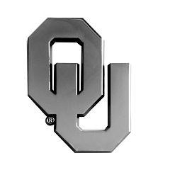 Oklahoma Sooners Auto Emblem