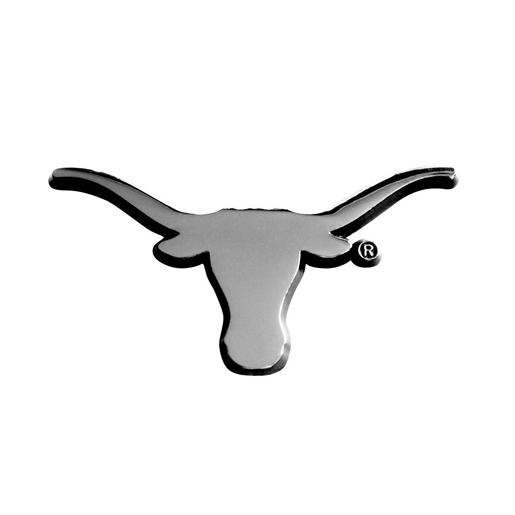 Texas Longhorns Auto Emblem