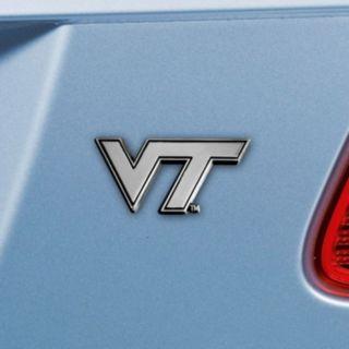 Virginia Tech Hokies Auto Emblem