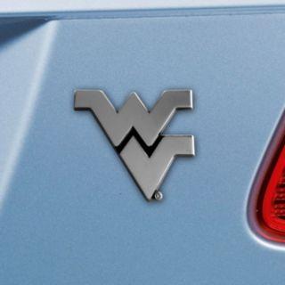 West Virginia Mountaineers Auto Emblem