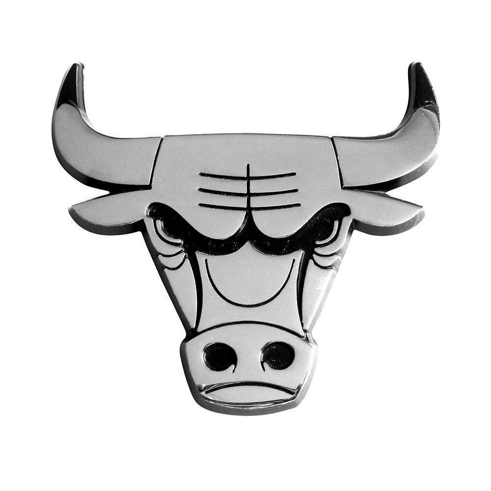 Chicago Bulls Auto Emblem