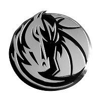 Dallas Mavericks Auto Emblem