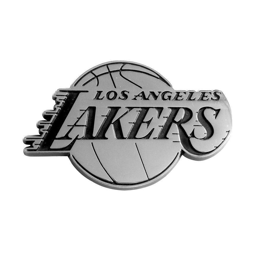 Los Angeles Lakers Auto Emblem