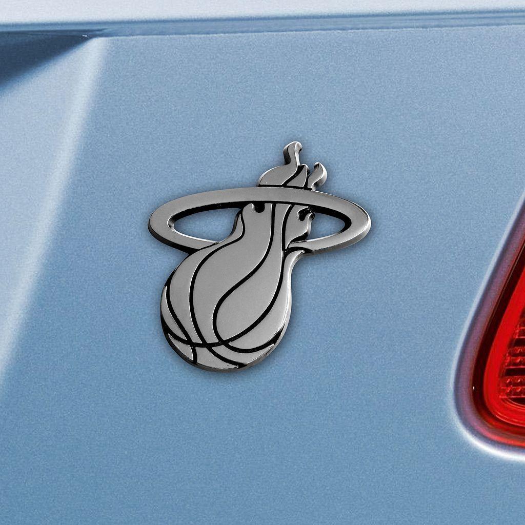 Miami Heat Auto Emblem