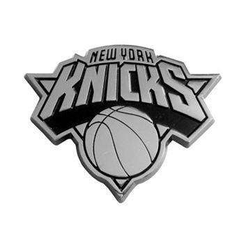 New York Knicks Auto Emblem