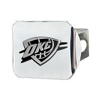 Oklahoma City Thunder Trailer Hitch Cover