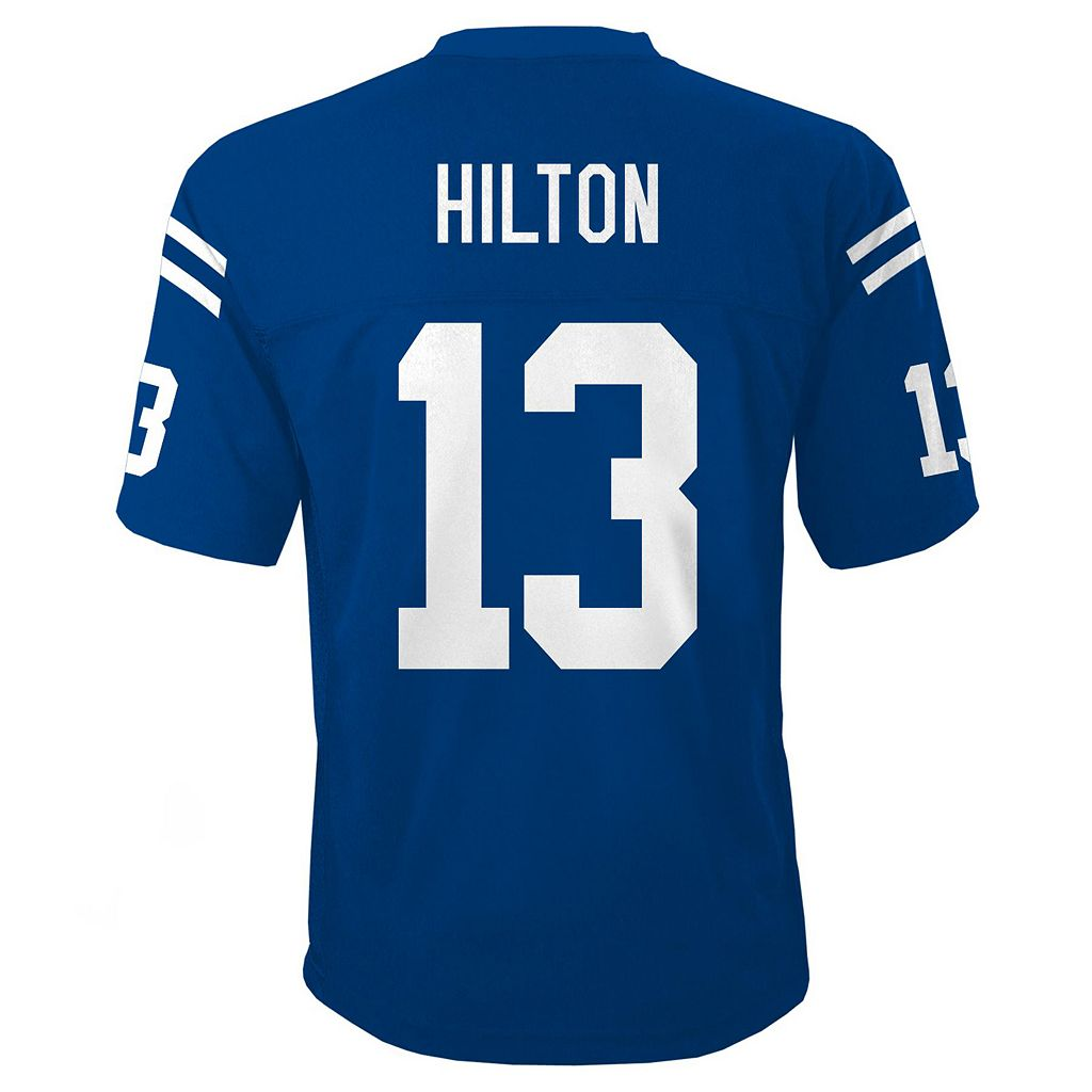 Boys 8-20 Indianapolis Colts TY Hilton NFL Replica Jersey
