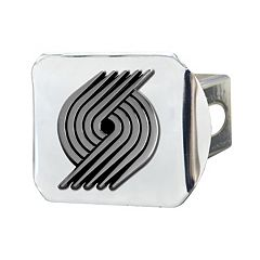 Portland Trail Blazers Trailer Hitch Cover