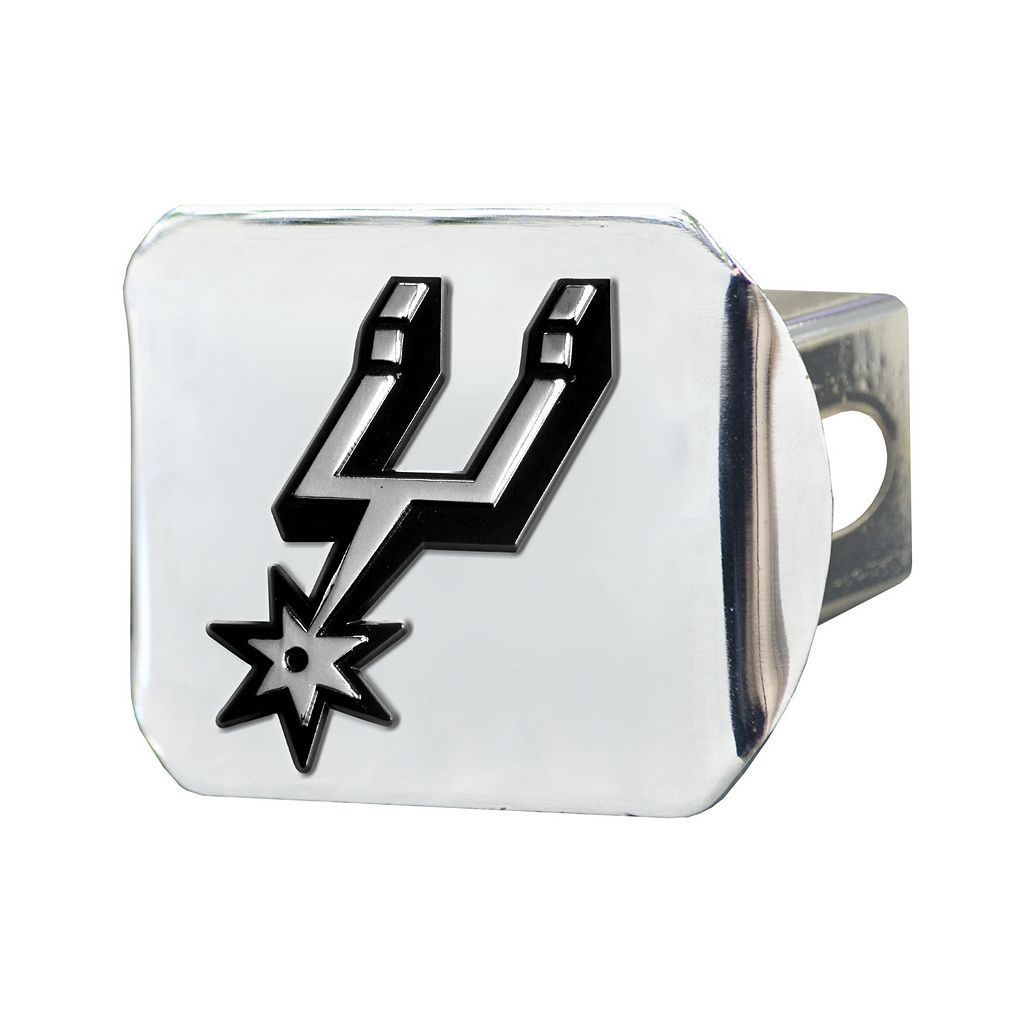 San Antonio Spurs Trailer Hitch Cover