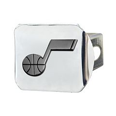 Utah Jazz Trailer Hitch Cover