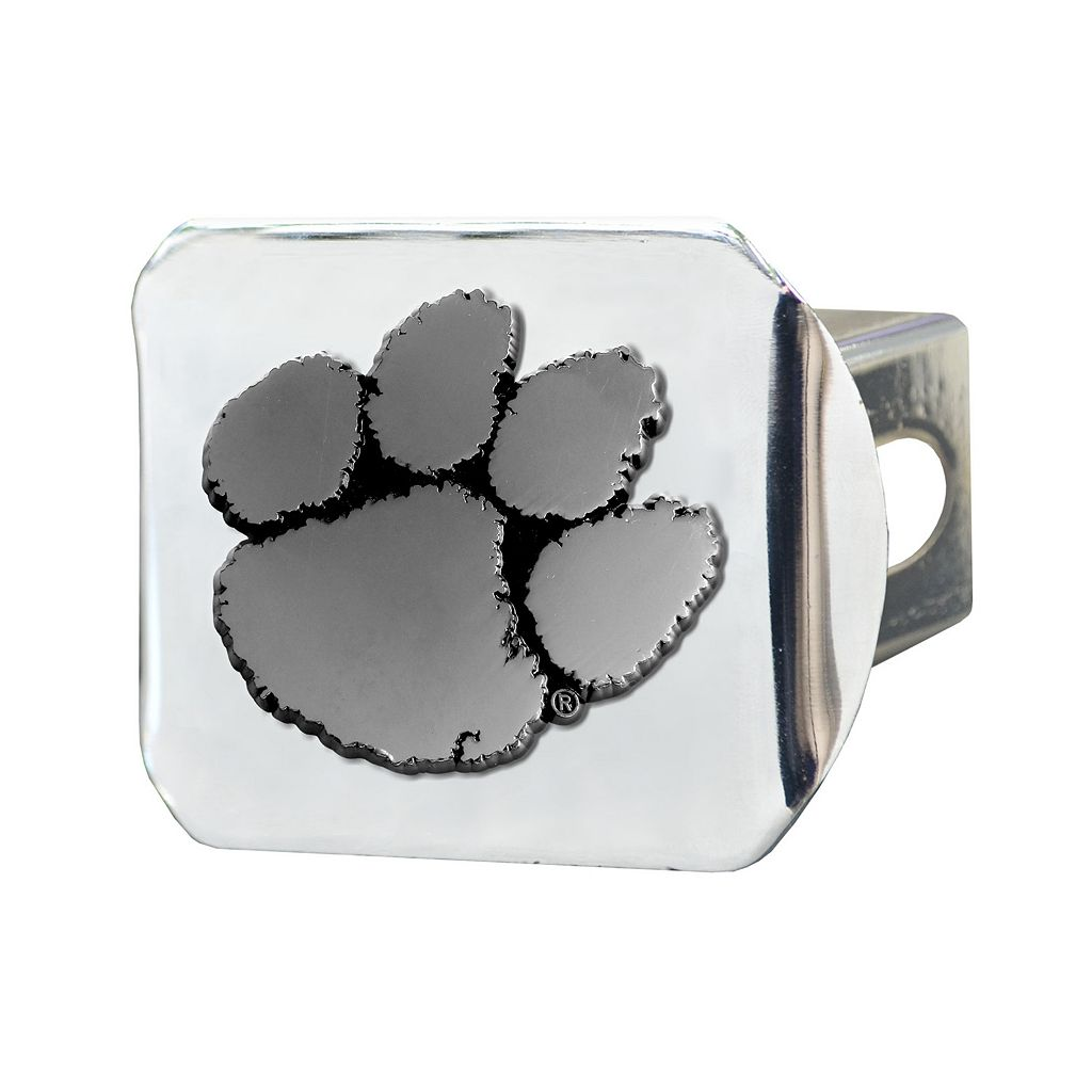 Clemson Tigers Trailer Hitch Cover