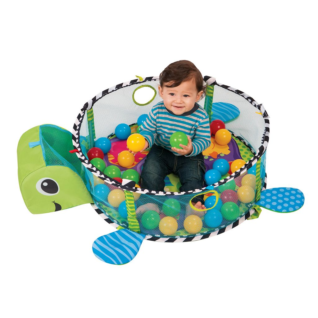 Infantino Grow With Me Ball Pit and Activity Gym