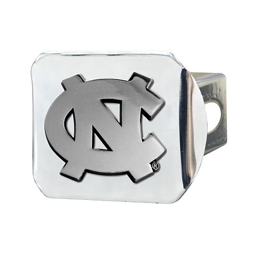 North Carolina Tar Heels Trailer Hitch Cover