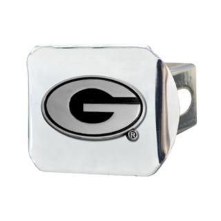 Georgia Bulldogs Trailer Hitch Cover