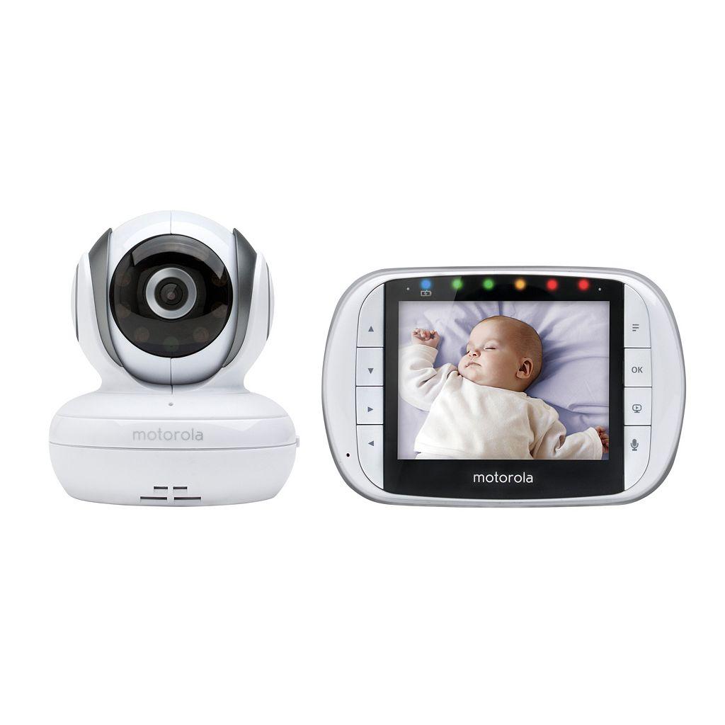 Motorola 3.5-in. Remote Wireless Video Monitor