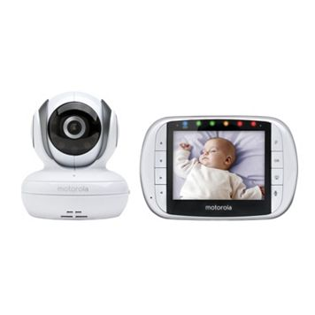 Motorola 3.5-in. Remote Wireless Video Monitor