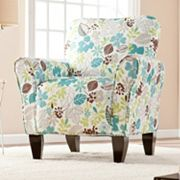 Southern Enterprises Alicia Accent Arm Chair