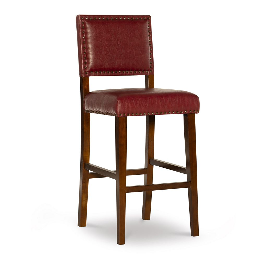 Linon Brook Bar Stool