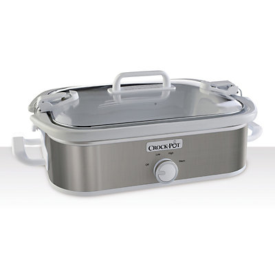 Crock-Pot 3.5-qt. Casserole Slow Cooker