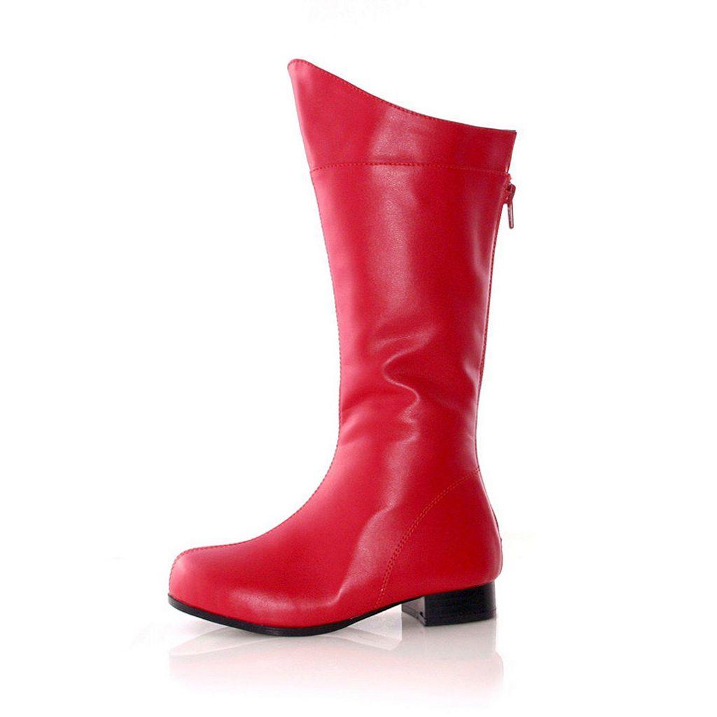 Shazam Costume Boots - Kids