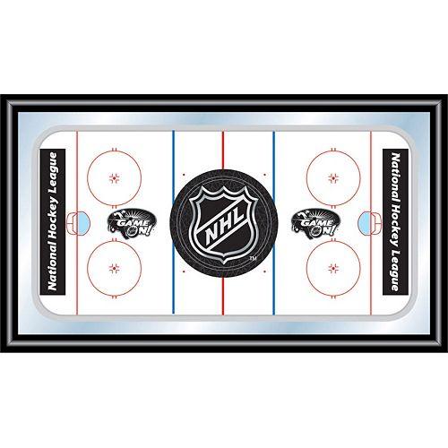 NHL Framed Hockey Rink Wall Art