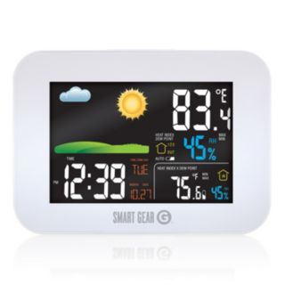 Smart Gear Wireless Weather Station - Indoor & Outdoor