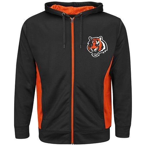 Majestic Cincinnati Bengals My Game Says It All Hoodie - Men 5b9da458847c