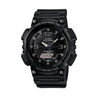 Casio Men's Tough Solar Illuminator Analog & Digital Watch - AQS810W-1A2VCFK