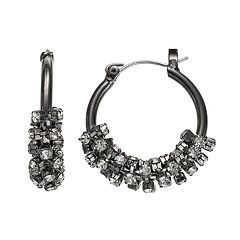 Simply Vera Vera Wang Hoop Earrings