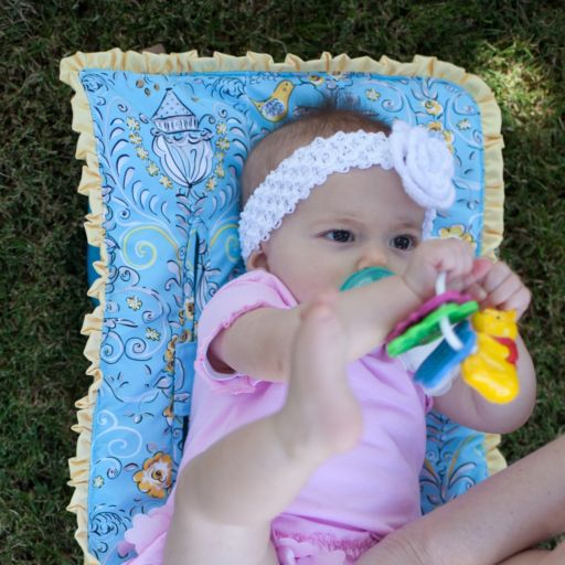 Baby Bella Maya Go Go 3-in-1 Pad