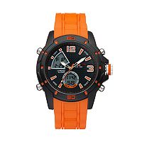 U.S. Polo Assn. Men's Dual Time Analog-Digital Watch - US9505