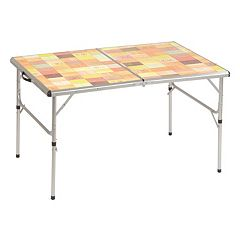 Coleman Adjustable Folding Table