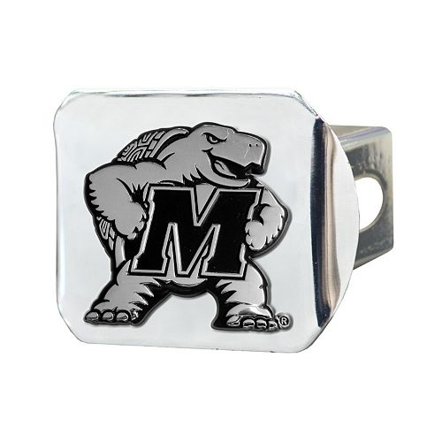 Maryland Terrapins Trailer Hitch Cover