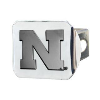 Nebraska Cornhuskers Trailer Hitch Cover