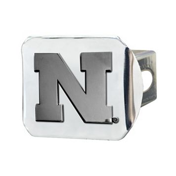 Nebraska Cornhuskers Trailer Hitch Cover