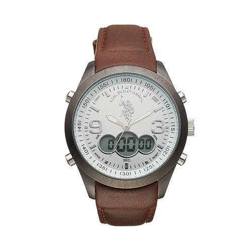 U.S. Polo Assn. Men's Analog & Digital Watch - USC50248