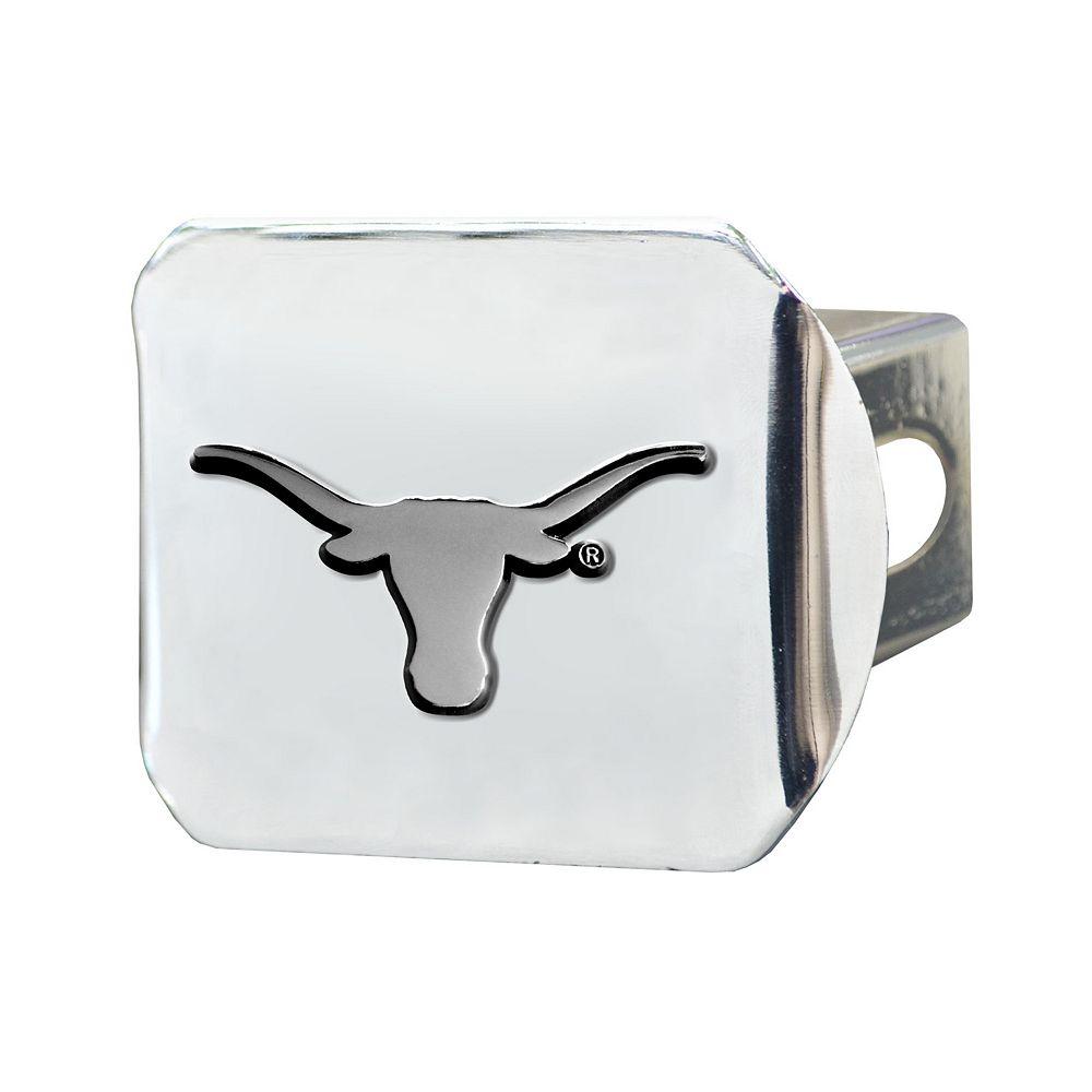 Texas Longhorns Trailer Hitch Cover