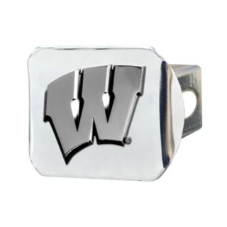 Wisconsin Badgers Trailer Hitch Cover