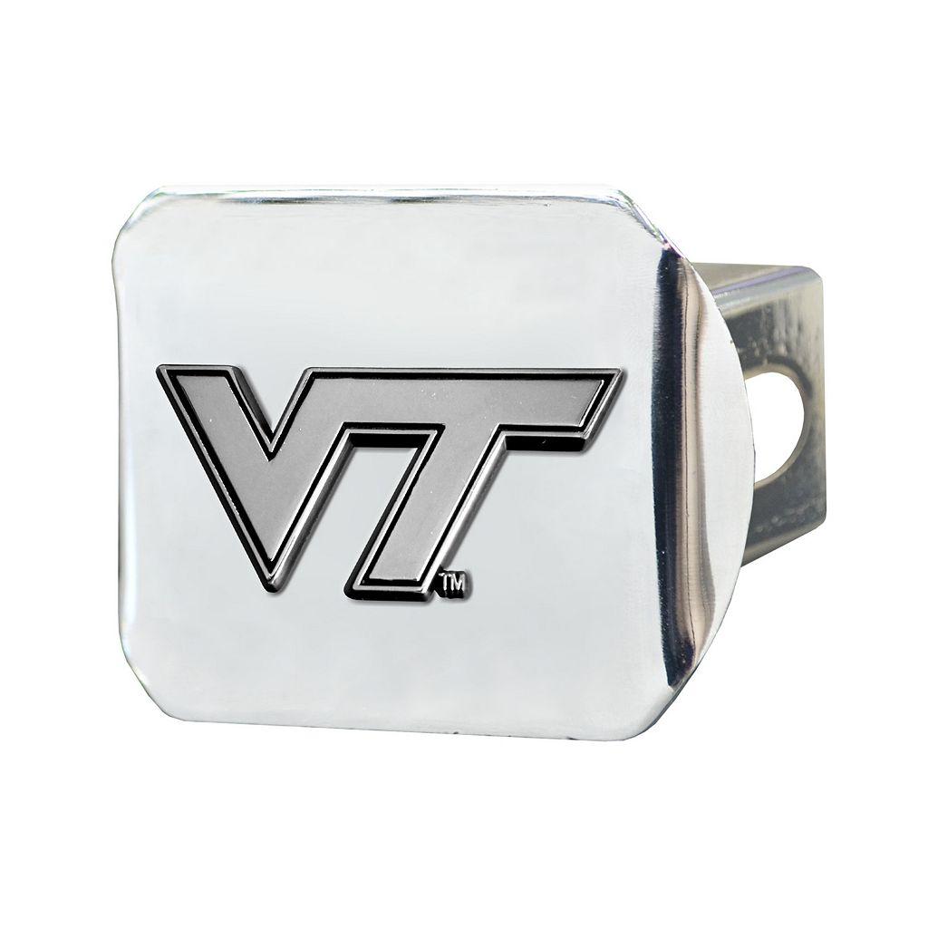 Virginia Tech Hokies Trailer Hitch Cover