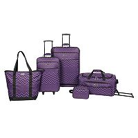 Prodigy Mayfair 5-Piece Luggage Set
