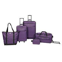Prodigy Mayfair 5-Piece Luggage Set