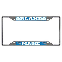 Orlando Magic License Plate Frame
