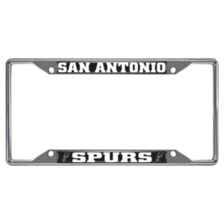 San Antonio Spurs License Plate Frame