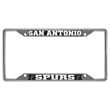 San Antonio Spurs License Plate Frame