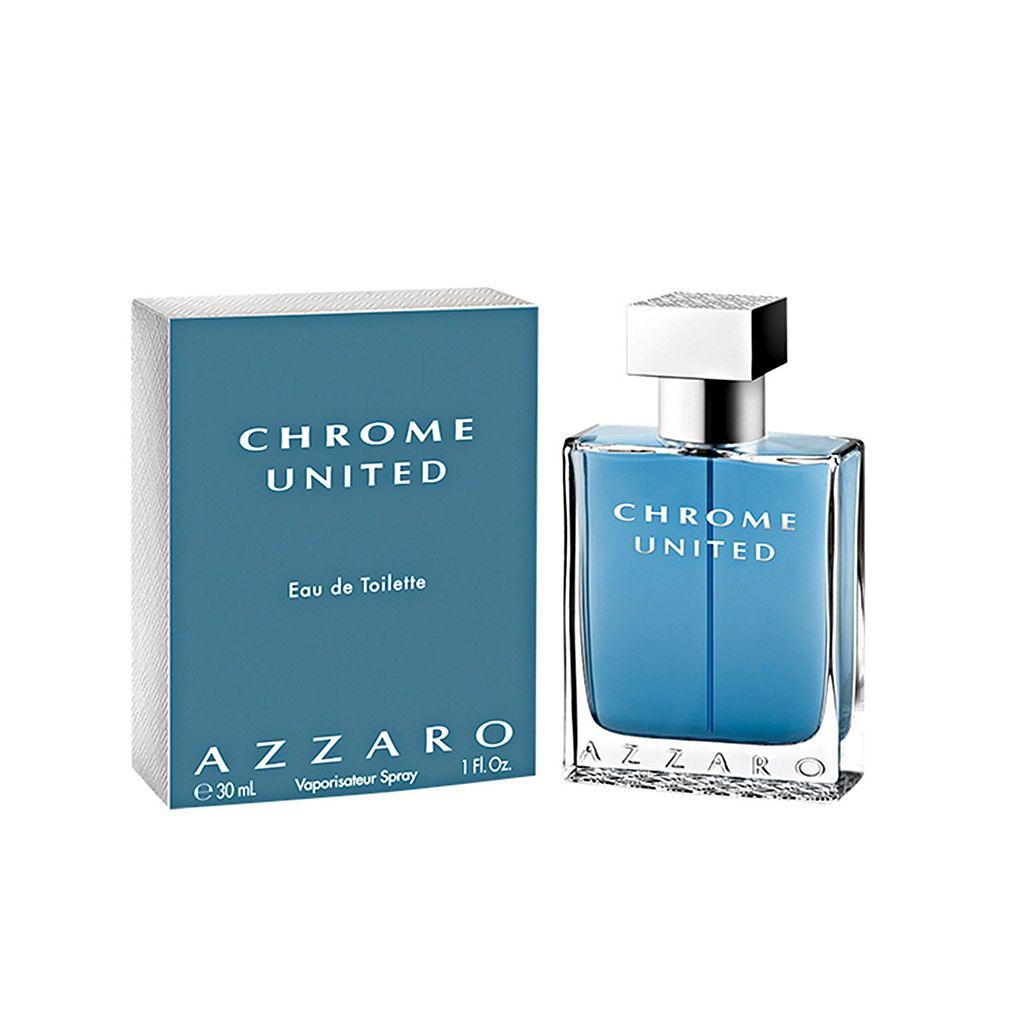 Azzaro Chrome United Men's Cologne