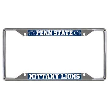 Penn State Nittany Lions License Plate Frame