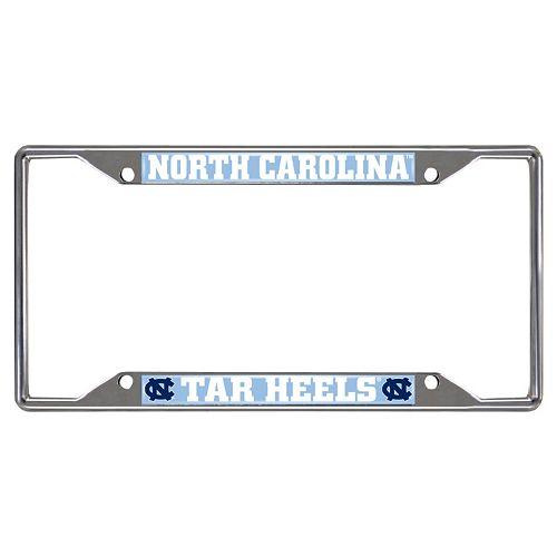 North Carolina Tar Heels License Plate Frame