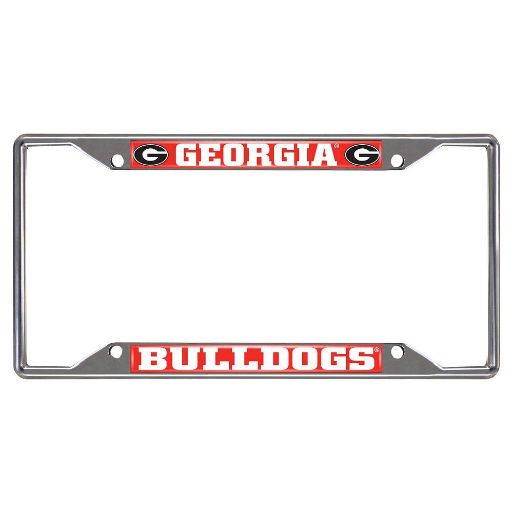 Georgia Bulldogs License Plate Frame