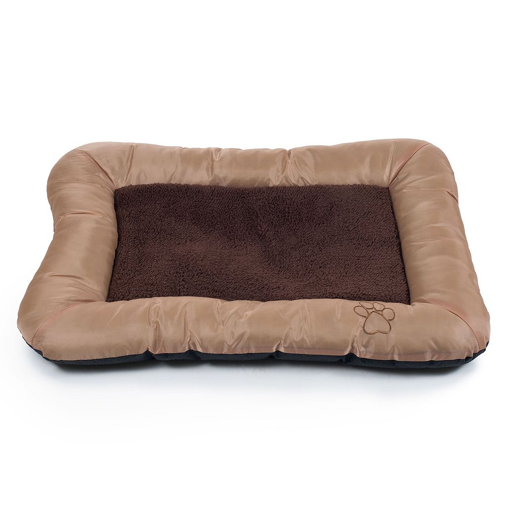 PAW Cozy Pet Crate Dog Bed - 24'' x 38''