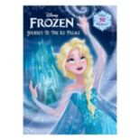 "Disney Frozen ""Journey To The Ice Palace"" Coloring & Activity Book"